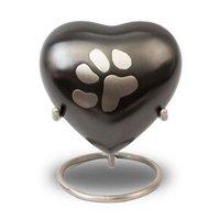 Heart Keepsake Pet Urn For Animal Ashes