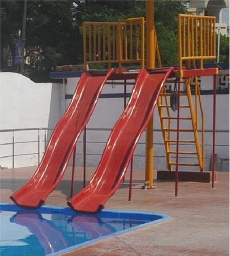 Pool Water Slide