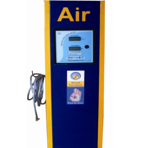 Digital Tyre Inflator  With Tower for Petrol Pump