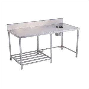 Dishlanding Table