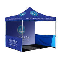 Advertisement Gazebo Tent