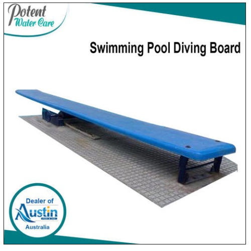 Swimming Pool Spring Board