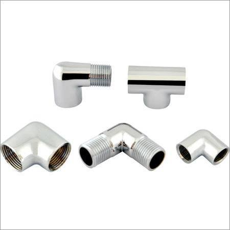 Brass CP Elbow Fittings