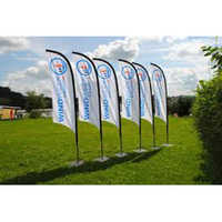 Outdoor Promotional Flags