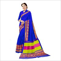 Art Bhagalpuri Printed Saree