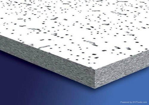 Pin Hole Mineral Fiber Tile