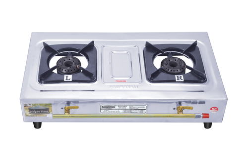 Biogas Stove  (Butterfly Tuty Type) SuperKing