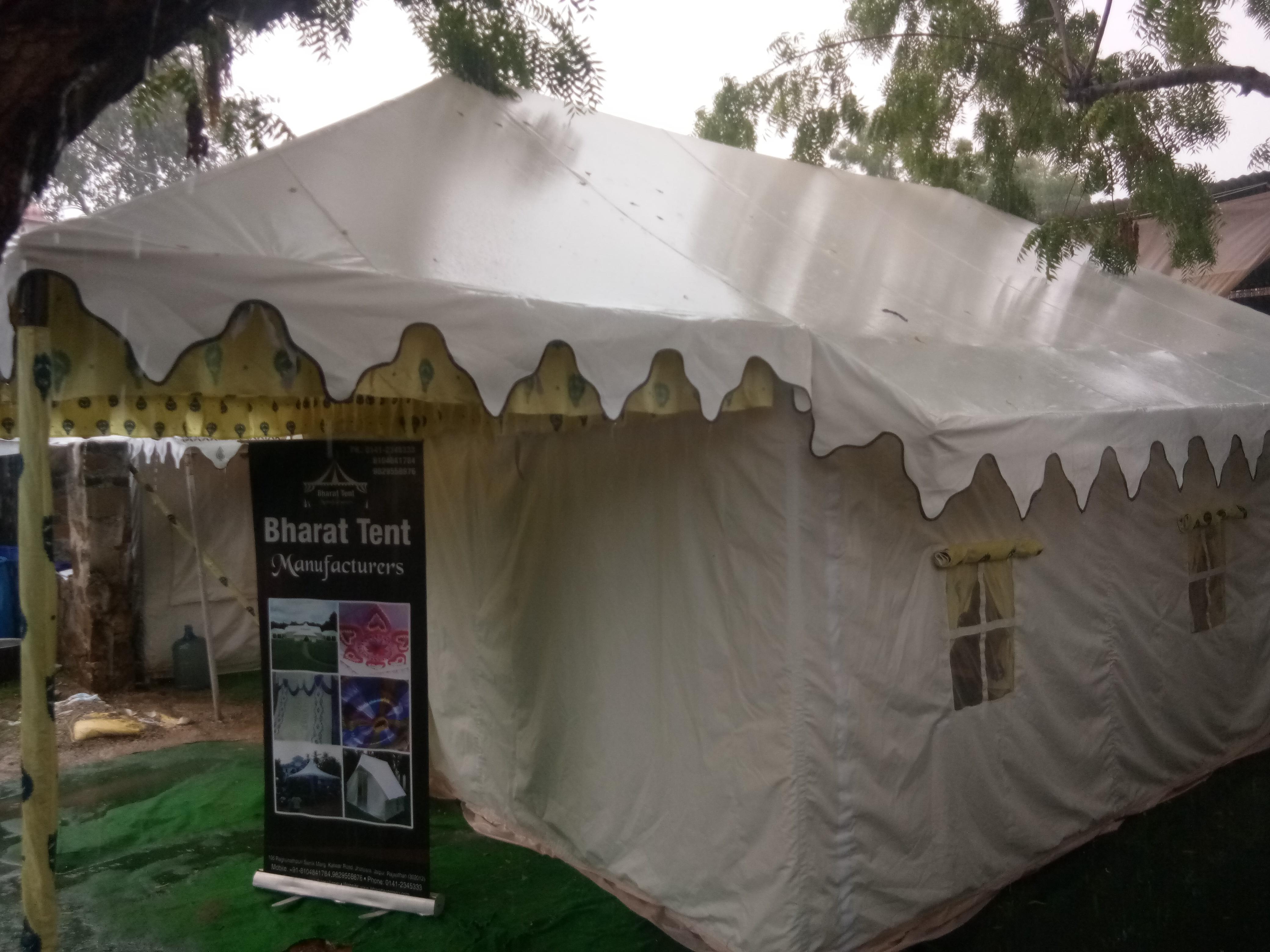 Luxury Swiss Cottage Tent