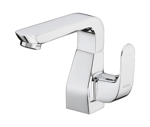 Swan Neck With Swivel Casted Spout