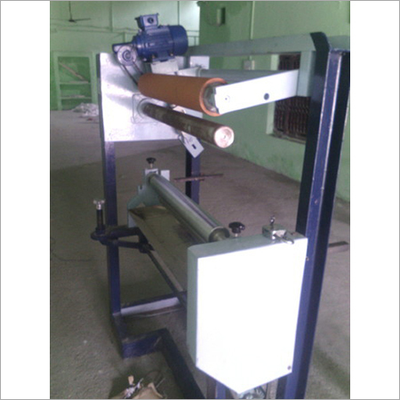 Paper Tube Labelling Machine