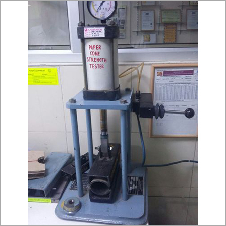Paper Tube Strength Tester