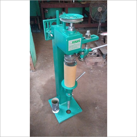 Paper Tube Bottom Seaming Machine