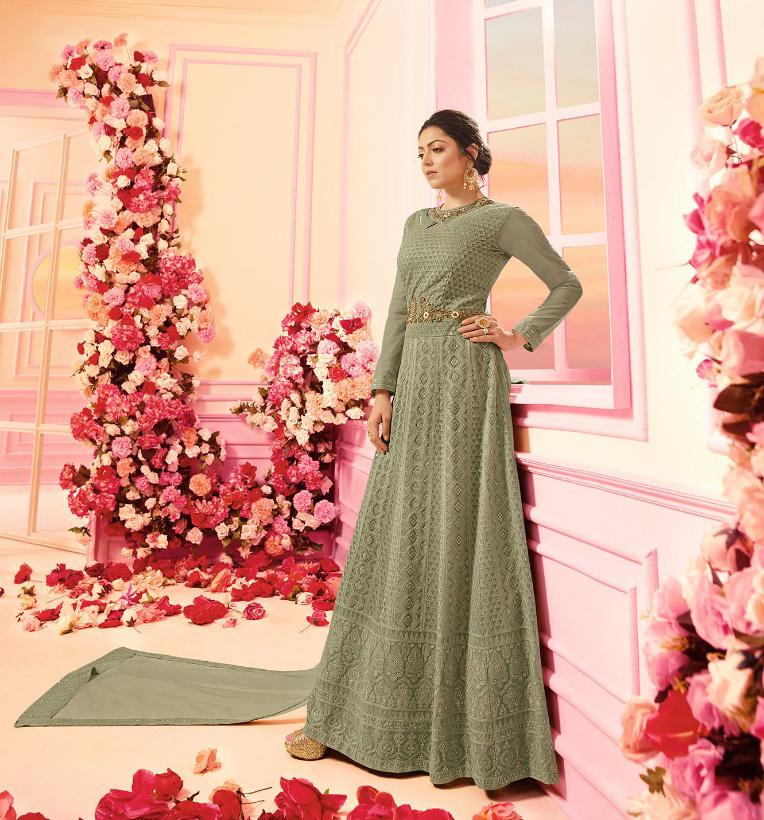 Georgette Wedding Collection Salwar Suit