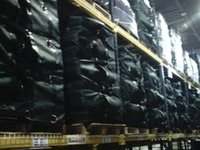 Pallet Covers Warehousing
