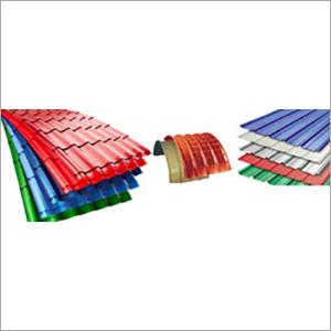 Colour Coated Sheets