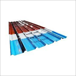 Colour Coated Roofing Sheets