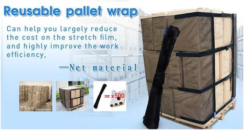 Reusable Pallet Wrap