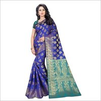 Printed Saree Silk