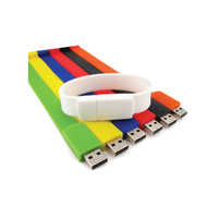 Wrist Band USB Pen Drive
