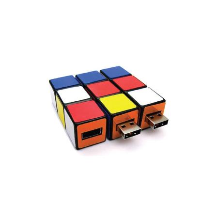 Cube Shape USB Pen Drive