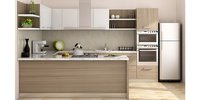 SS modular kitchens In Delhi