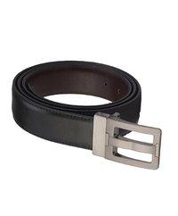 Men's PU Reversible Leather Belt