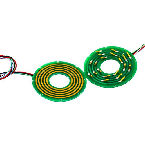 25mm Hole Dia Pancake Slip Ring