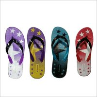 Ladies Printed Slippers