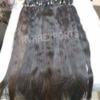 Indian Remi Virgin Bulk Human Hair Wholesale Extension