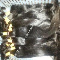Indian Remi Virgin Bulk Human Hair Wholesale Extension