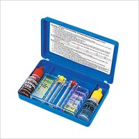 Chlorine and PH Test Kit