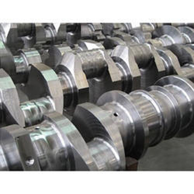 Forged Automotive Crankshaft