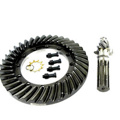 Crown Andpinion Gear