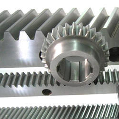 SS Rack And Pinion Gear