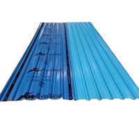 Coloured SS Roofing Sheets