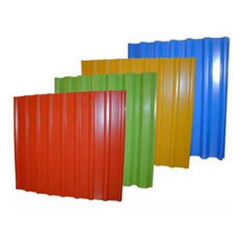 Color Coated Roofing Steel Sheets