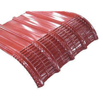 Steel Crimp Roofing Sheet