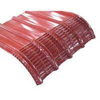 Steel Crimp Roofing Sheet
