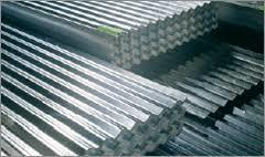 Galvanized Corrugated Sheet in ludhiana