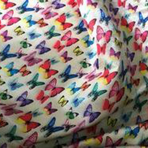Digital Print Silk Fabrics