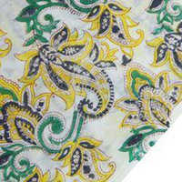 Bagru Block Print Fabric