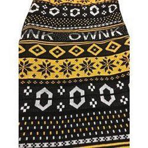 Sinker Jacquard Fabrics
