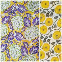 Hand Block Print Cotton Fabrics