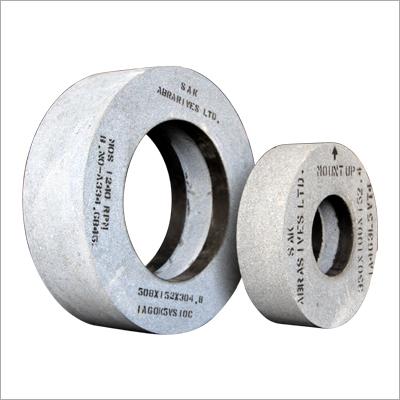 Centerless Wheels 350x100x152.4