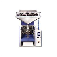 Fully Automatic Four Head Weigh Filler Machine