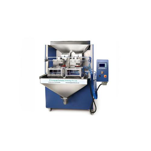 Semi Automatic Weighing & Filling Machine