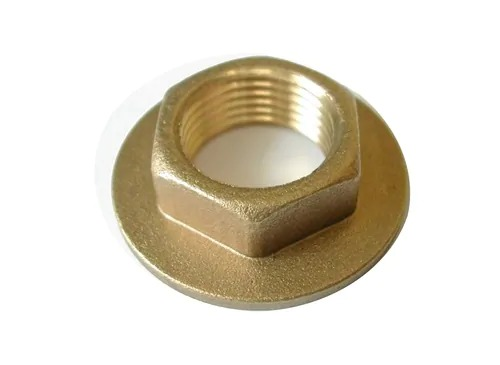 Brass Forged Back Nut
