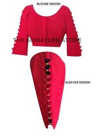 Designer Sleeve Blouse