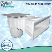 Wide Mouth Wall Skimmer