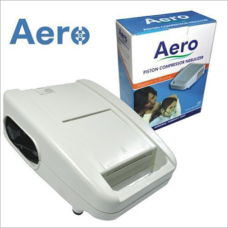Aero Piston Compressor Nebulizer